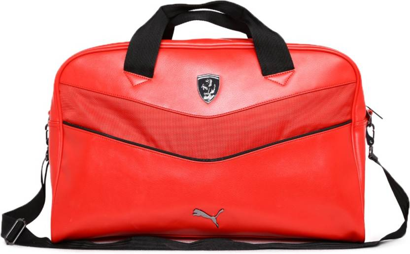 e29d6c652cf0 Puma Puma Ferrari LS Weekender Small Travel Bag (rosso corsa) Small Travel  Bag (Red)
