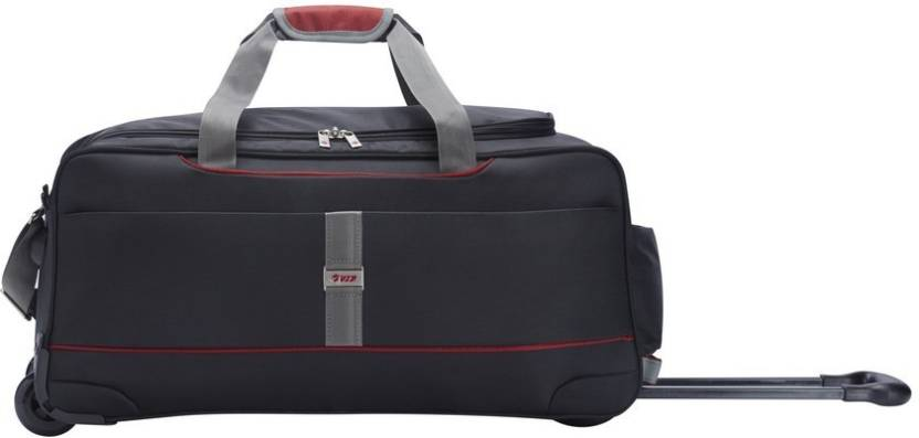 VIPEMPIRE 57 Small Travel Bag Red, Black