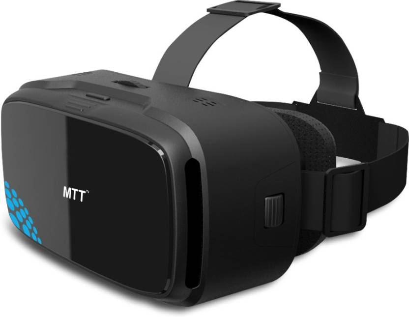 MTT ADVANCED 3D VR GLASS HEADSET  (Smart Glasses)