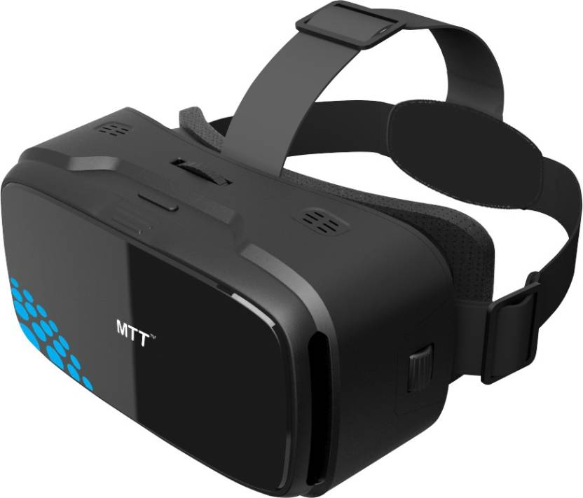 MTT Advanced 3D VR Glass Headset Universal Model  (Smart Glasses)