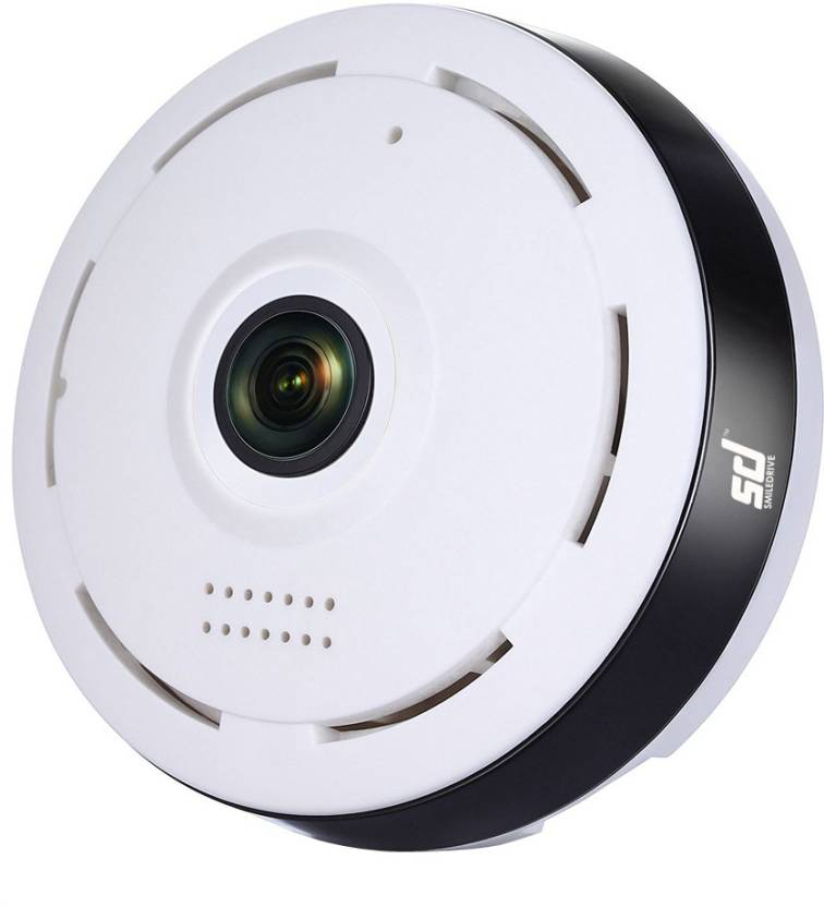 Smiledrive 360 Degree CCTV Camera Home Security Camera