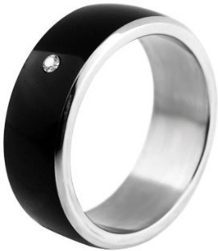 JAKCOM Titanium Rings NFC Smart Ring Price in India - Buy
