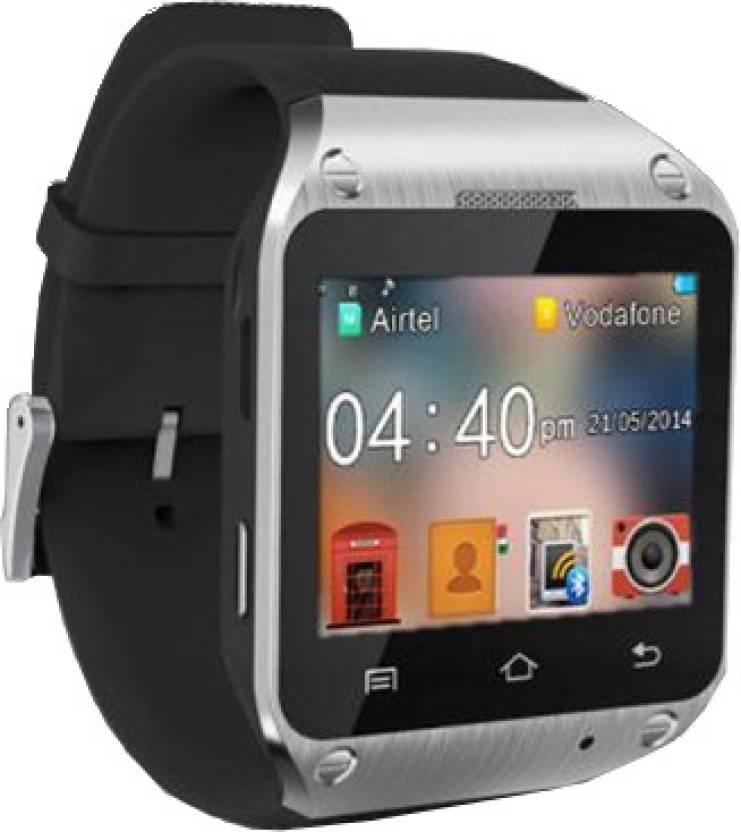 Spice Smart Pulse M-9010 Smartwatch