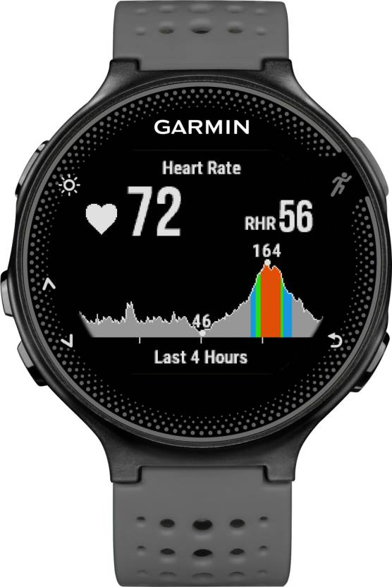 Garmin Forerunner 235 Grey Smartwatch