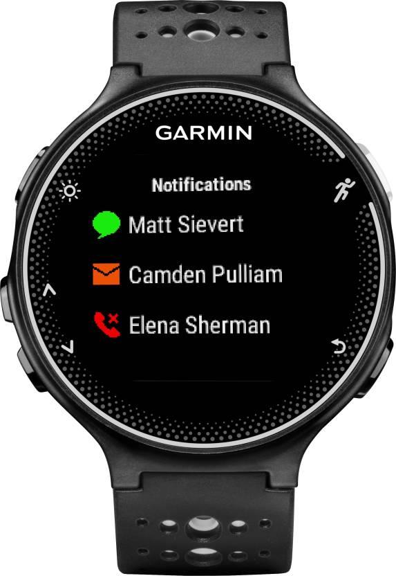 Garmin Forerunner 230 Black Smartwatch