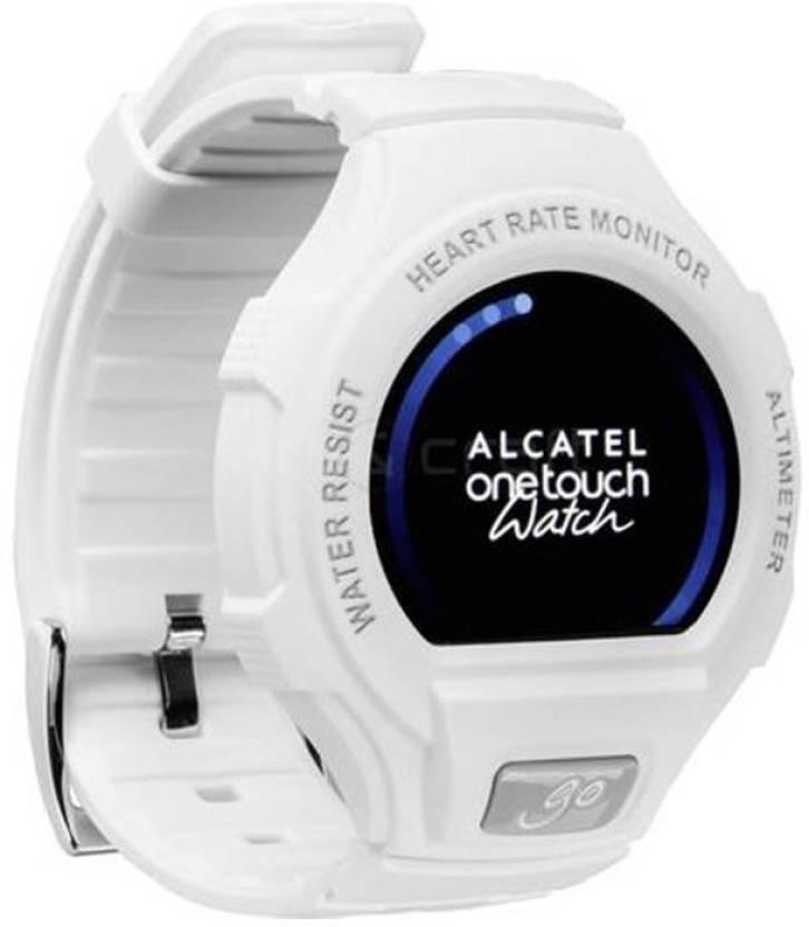 Alcatel Go Watch White & Light Grey Smartwatch