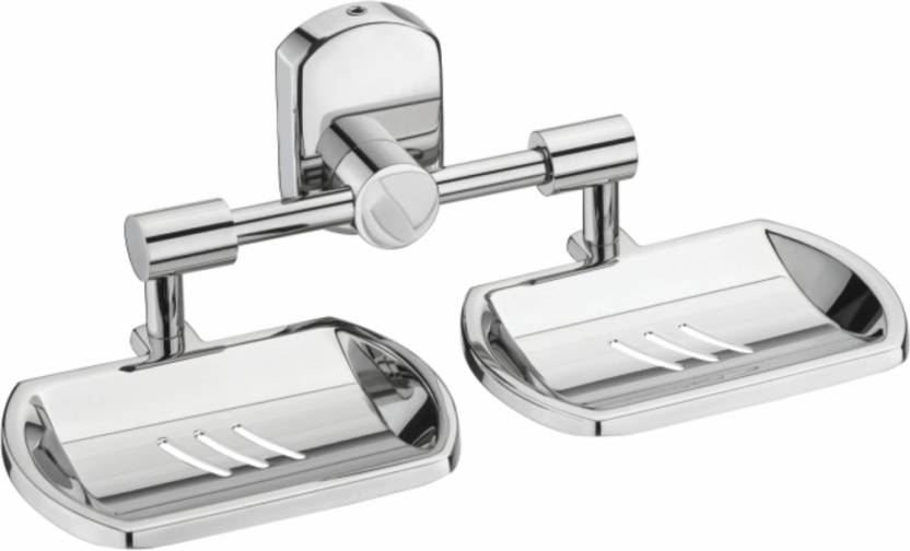 Jovial 209 Curio Double Soap Dish Stand Holder Bathroom Accessories