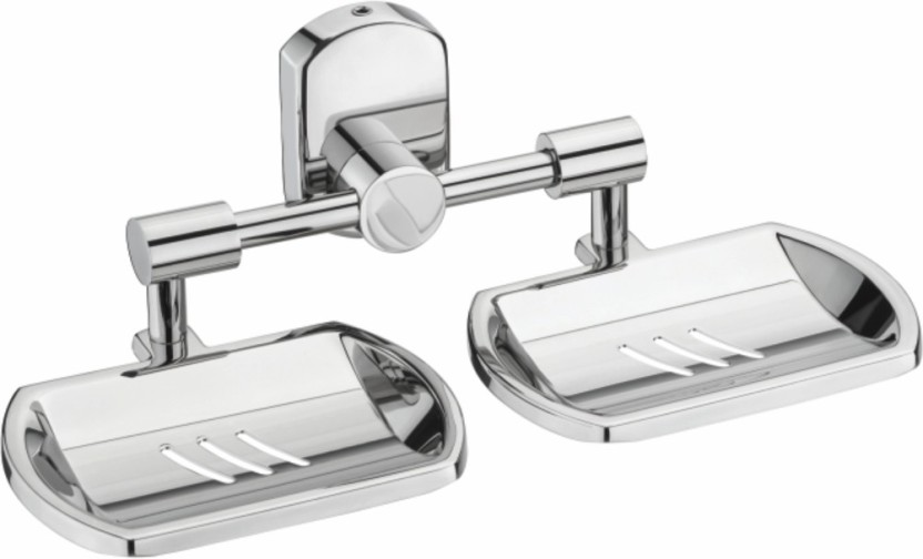 Charmant Jovial 209 Curio Double Soap Dish Stand, Double Soap Dish Holder, Bathroom  Accessories(