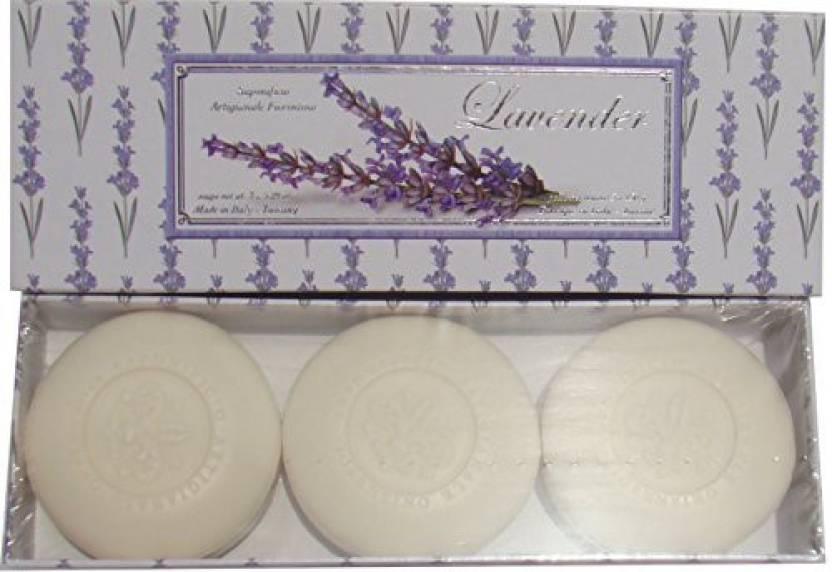 Saponificio Artigianale Fiorentino Decorative Italian Lavender Bath