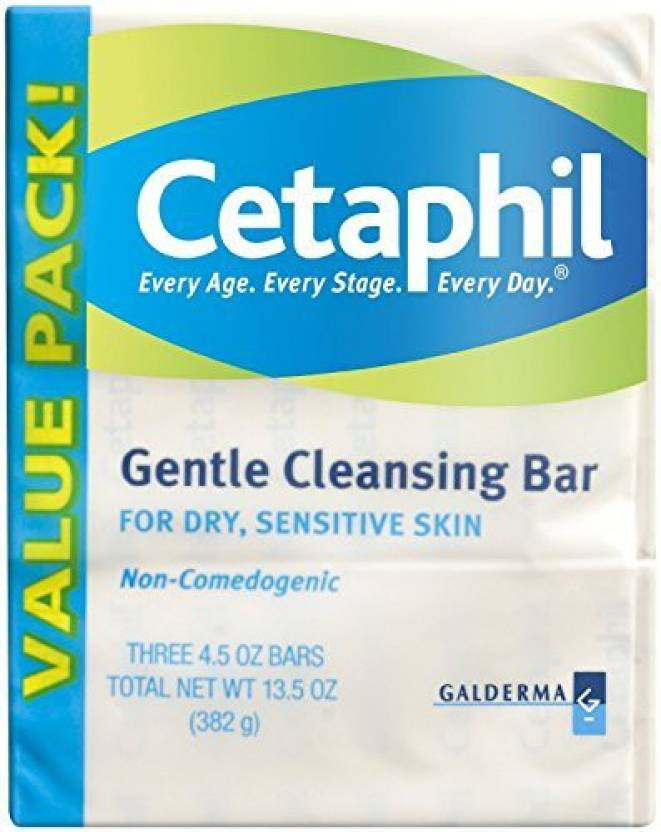 Gentle Cleansing Bar by cetaphil #22