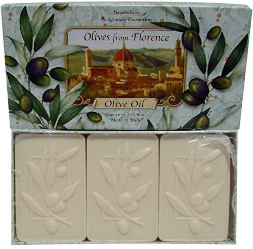 Saponificio Artigianale Fiorentino Olives From Florence Decorative