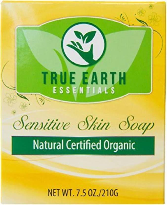 TRUE Eczema Psoriasis Bar Soap2 BARS Certified Organic from