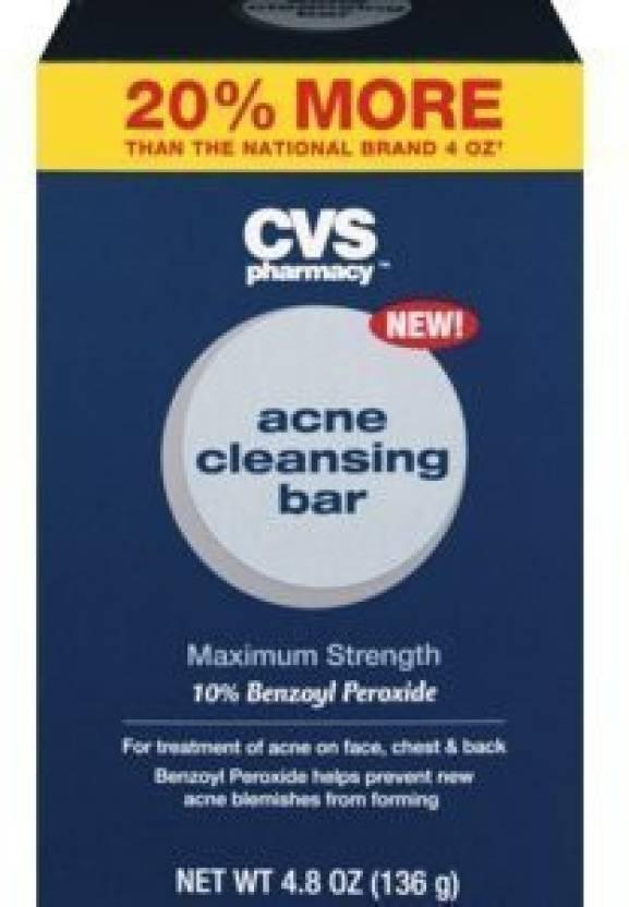 Cvs Acne Cleansing Maximum Strength Soap