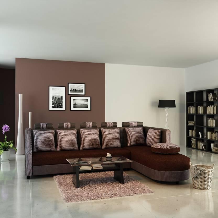 Wood Pecker Fabric 7 Seater Modular Price In India