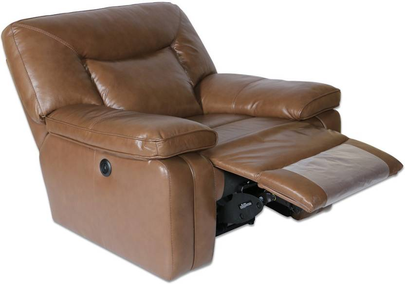 HomeTown Indulge Leatherette 1 Seater Sectional