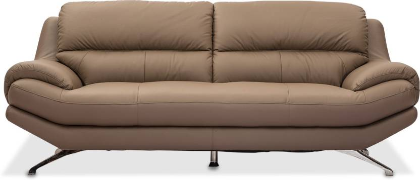 Cool Durian Oliver A 3 Leather 3 Seater Sofa Evergreenethics Interior Chair Design Evergreenethicsorg