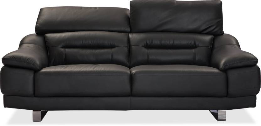 Durian Seattle Leather 3 Seater Sofa Price in India - Buy ...