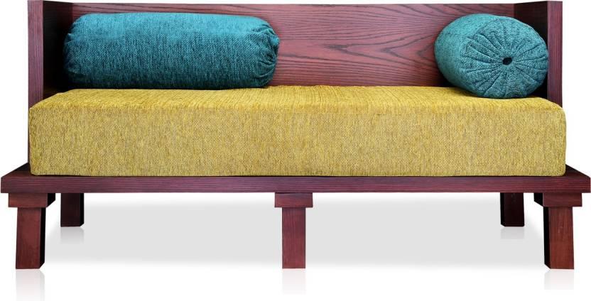 Durian Malacca Diwan Fabric 2 Seater Sofa