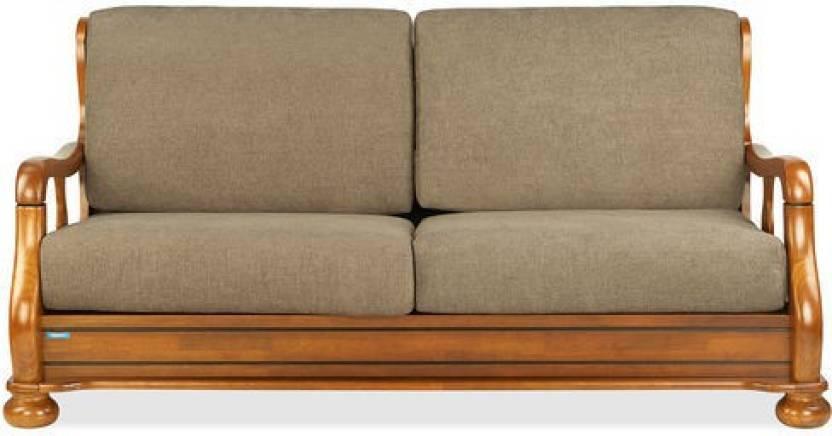 Nilkamal Melbourne Leatherette 3 Seater Sofa Price In India Buy