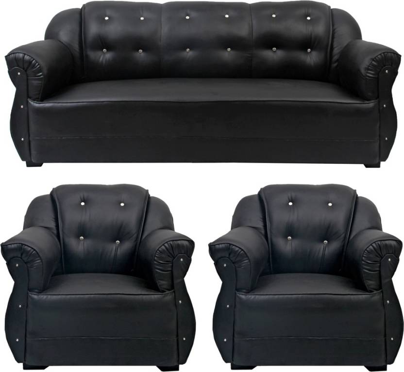 Leather Sofa Price: Sofa Set Price Urban Bonded Leather Sofa Set