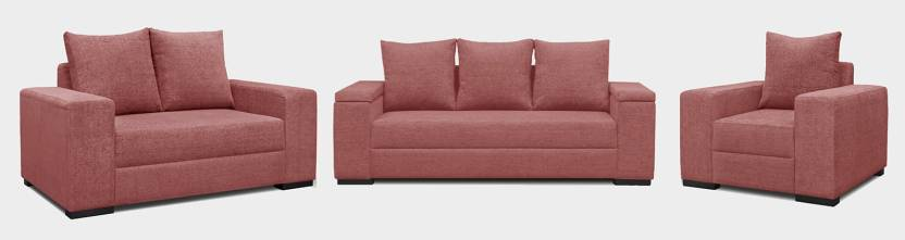 Super Sethu Furniture Fabric 3 2 1 Pink Sofa Set Price In Pabps2019 Chair Design Images Pabps2019Com