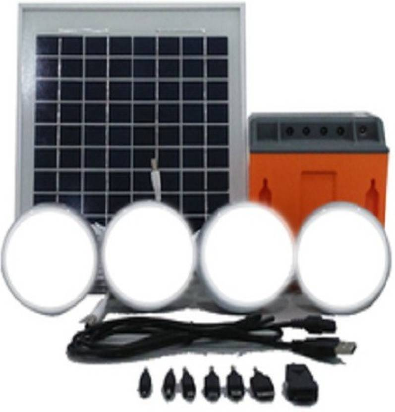 Barefoot Power Connect 600 Solar LED Home Lighting System with USB ...