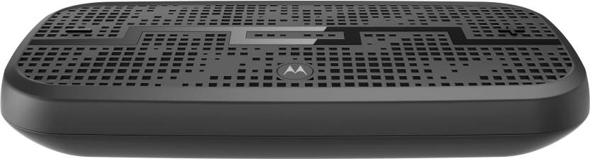 Motorola Deck Bluetooth Speaker