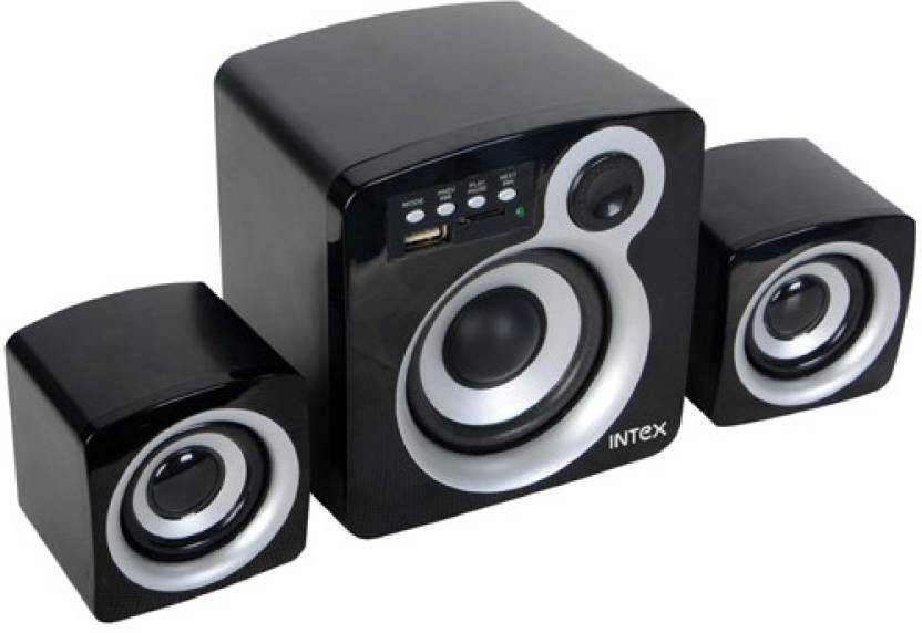 Intex IT-850 U Multimedia Laptop/Desktop Speaker
