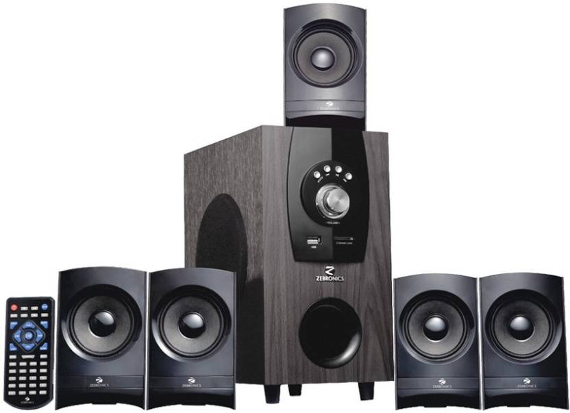 Buy Zebronics BT6790 RUCF Bluetooth Home Audio Speaker