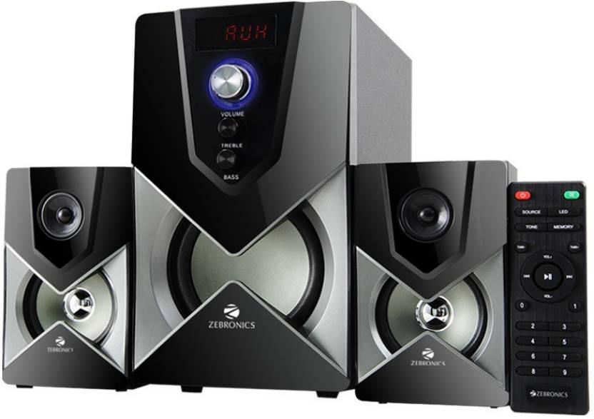 Zebronics SW2491 RUCF Home Audio Speaker