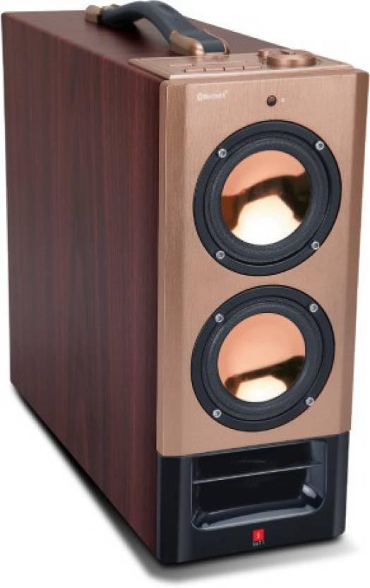 Iball Tarang Mini Tower Portable Bluetooth Home Audio Speaker