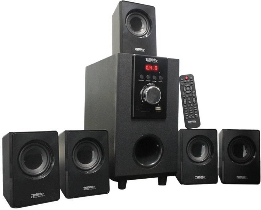 Zebronics ZEB-SW6100RUCF Home Audio Speaker
