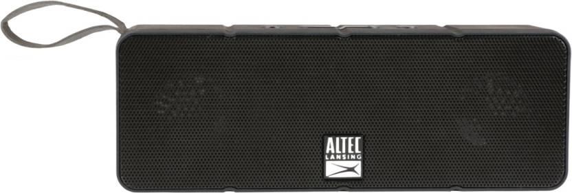 Altec Lansing IMW140 Dual Motion Portable Bluetooth Mobile/Tablet Speaker