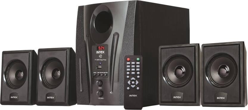 Intex IT-2655 DIGI PLUS Laptop/Desktop Speaker
