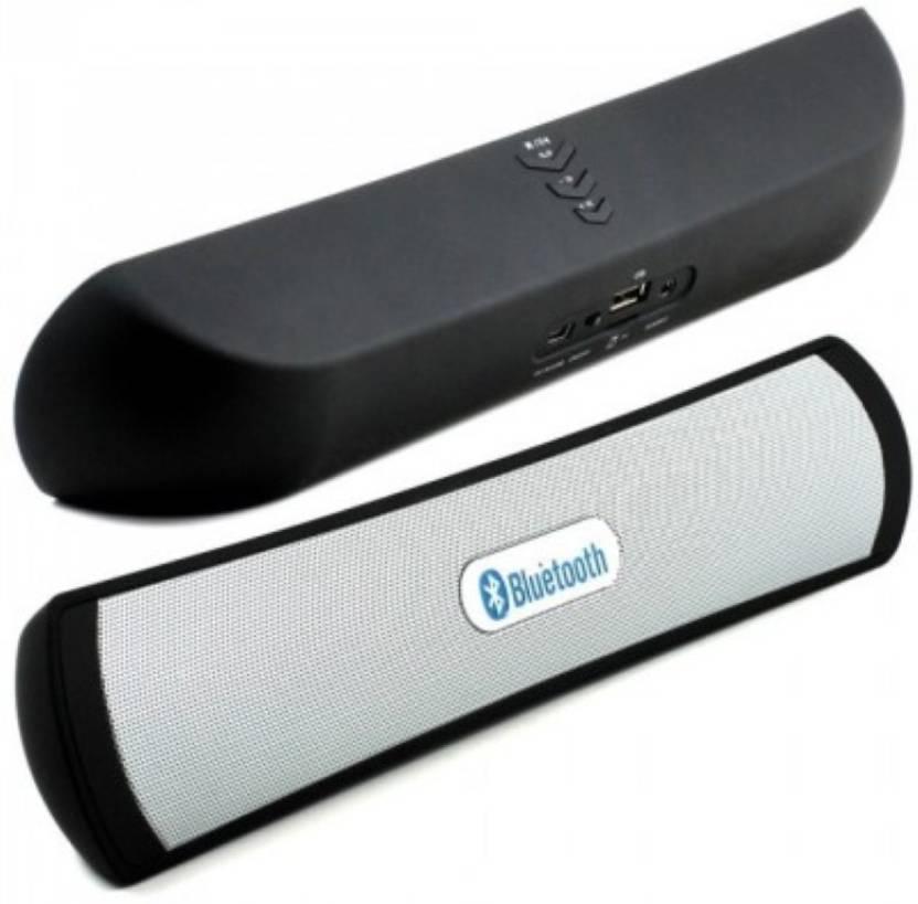 ETN Portable Active Bluetooth Music Player BLK 2 W Portable Bluetooth  Laptop/Desktop Speaker