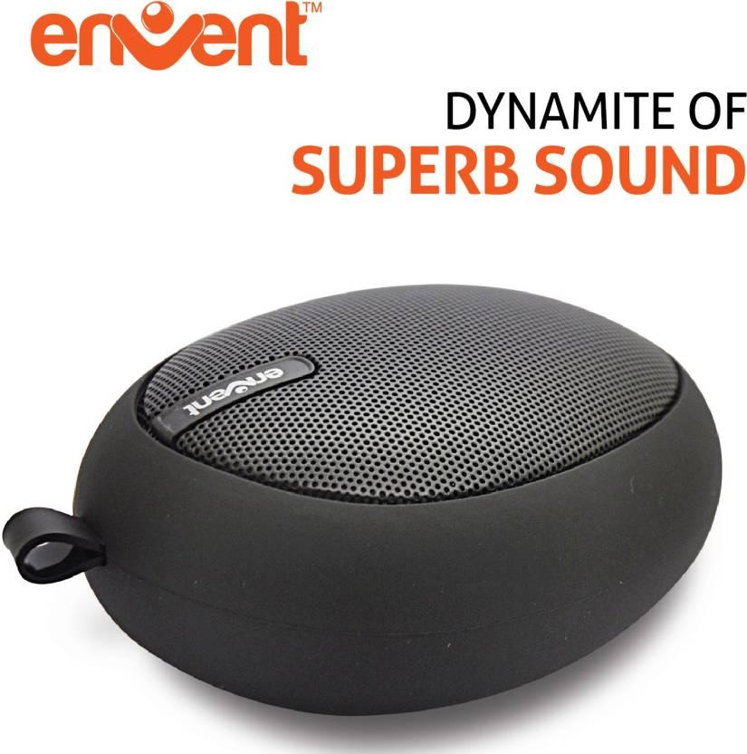 Envent Livefree 325 Portable Bluetooth Mobile/Tablet Speaker