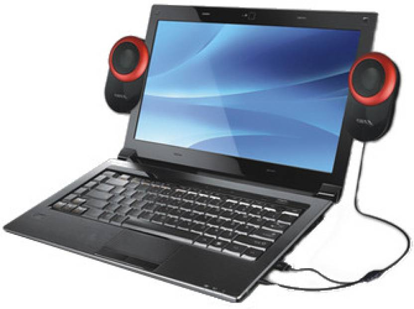 F&D V560 Portable Laptop/Desktop Speaker