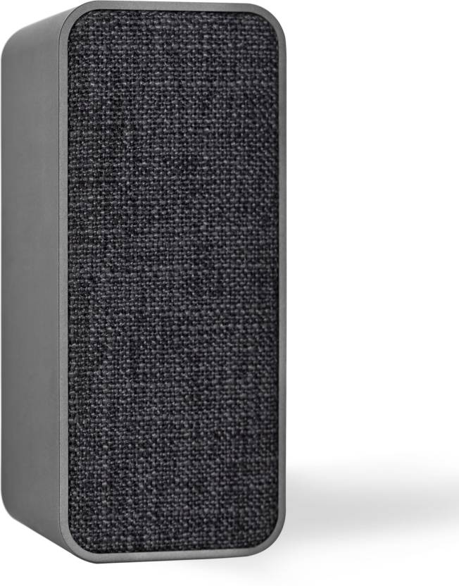 Flipkart SmartBuy 5W Powerful Bass Bluetooth Speaker  (Grey, Mono Channel)
