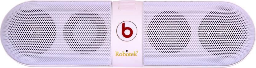 47d81beda8c Buy Robotek B Pill 3 W Portable Bluetooth Speaker Online from ...