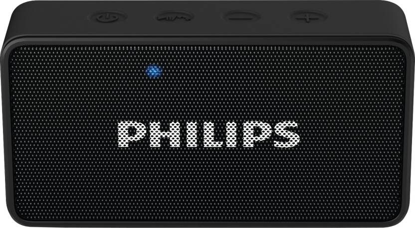 Philips BT64B/94 Portable Bluetooth Mobile/Tablet Speaker