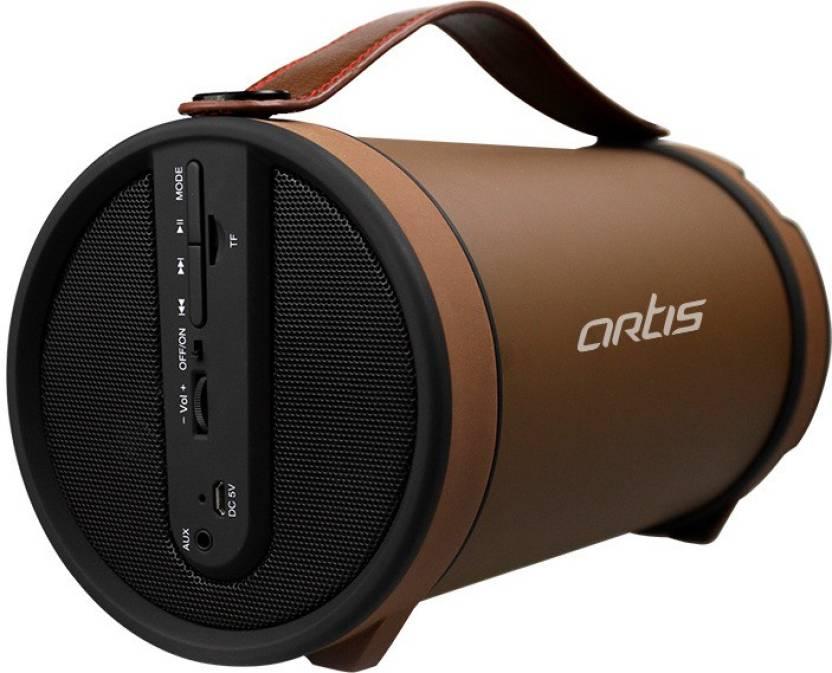 Buy Artis Bt306 Portable Bluetooth Speaker Online From Flipkart Com