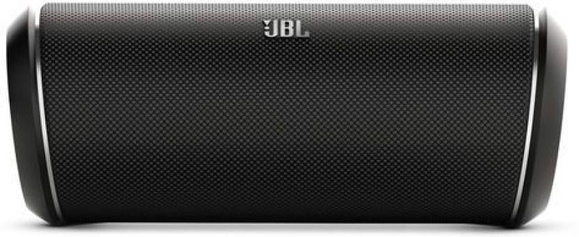 JBL Flip II (New Black Edition) Portable Bluetooth Mobile/Tablet Speaker