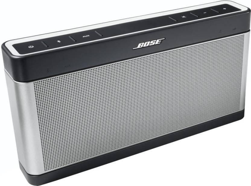Bose SoundLink BT III Portable Bluetooth Mobile/Tablet Speaker