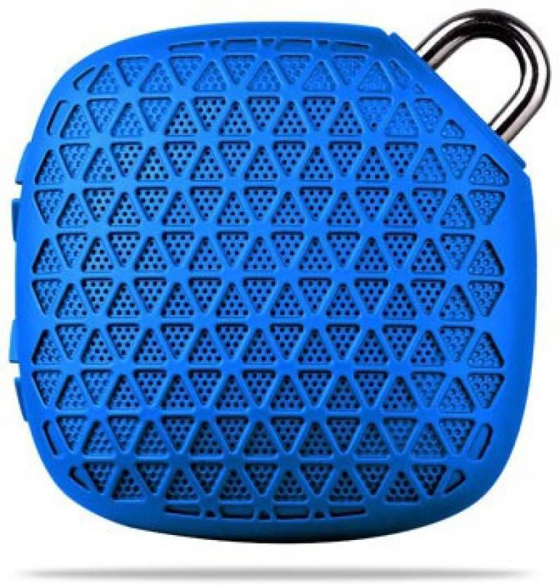 Pebble Jukebox Blue 3 W Portable Bluetooth Speaker
