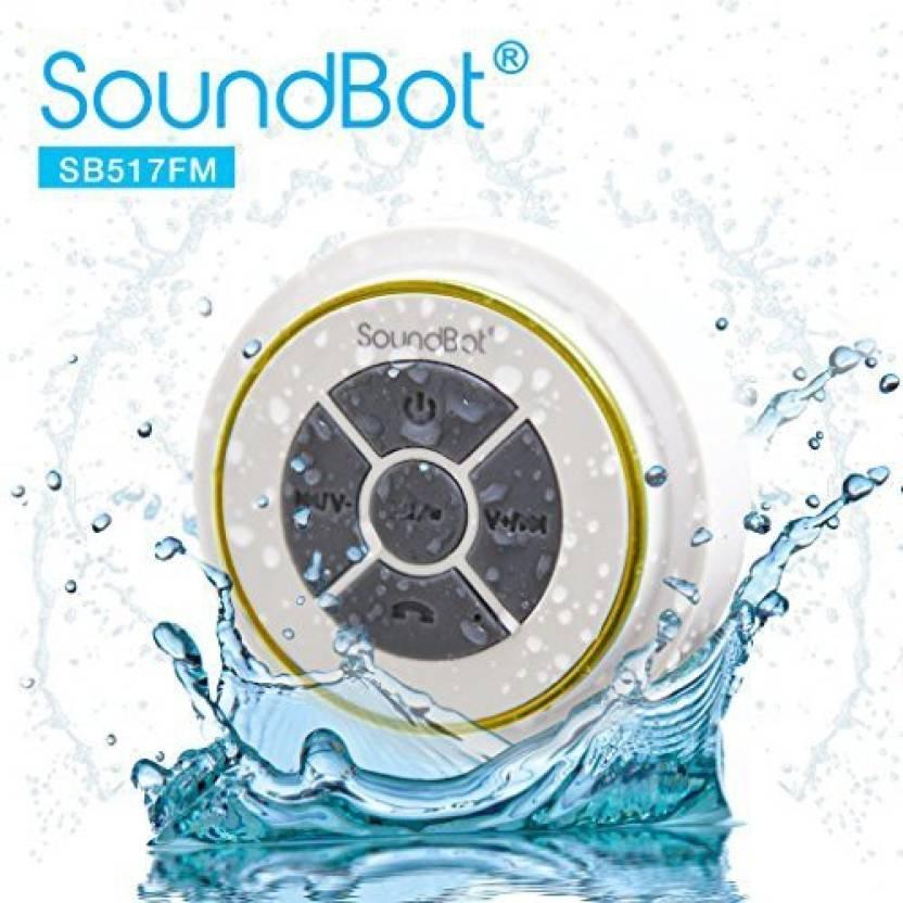 Buy SoundBot Sb517Fm Fm Radio Bluetooth Wireless Speaker