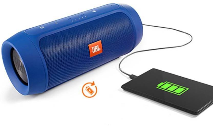 Elite Mkt enrix jbl charge 2 plus with inbuilt power bank for mobile  charging 15 W Portable Bluetooth Speaker