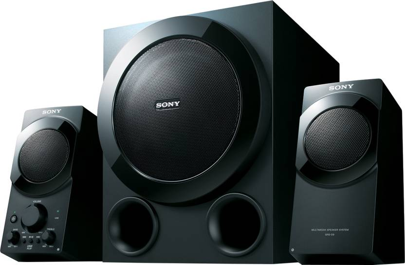 Sony SRS-D9/C Portable Laptop/Desktop Speaker
