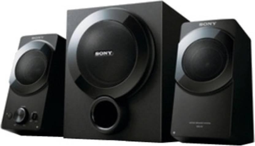 Sony SRS - D5 Portable Laptop/Desktop Speaker