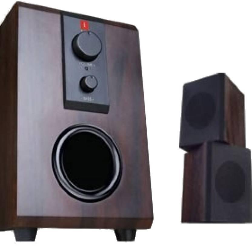 Iball Raaga 2.1 Multimedia Speaker
