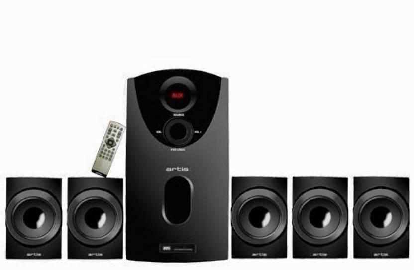 Buy Artis S 5454 40 W Home Audio Speaker Online From Flipkart Com